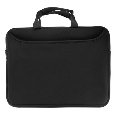 maletin portanote negro D-25