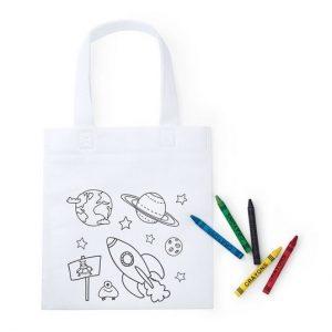 Bolsa Kids para pintar