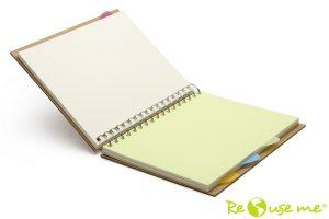 Cuaderno ecológico Plus 6