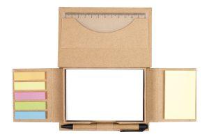 Porta taco ecológico + lápiz