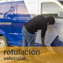 Rotulación Vehicular