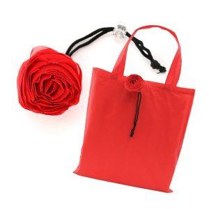 Bolsa plegable Rose