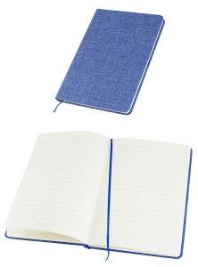 Cuaderno tela lino