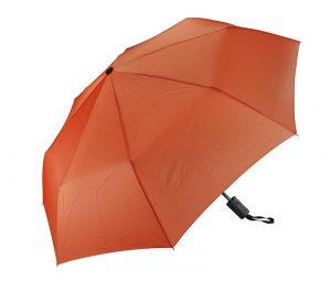 Paraguas Pongee corto