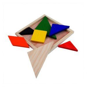 Puzzle Madera 7 piezas