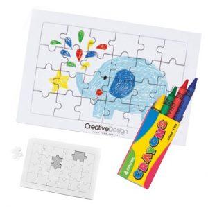 Puzzle Zeta para colorear