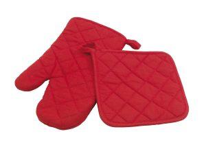 Set guante más sujetador